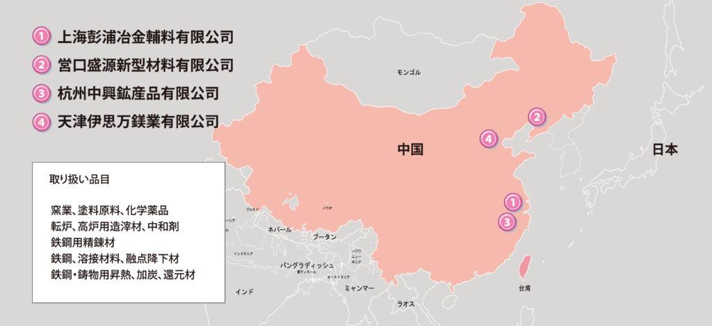 Flux中国生産拠点